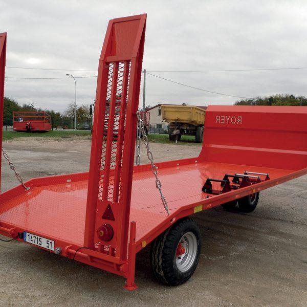 Porte-engins Royer PE5 Chariot
