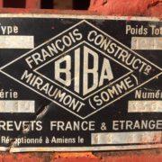 Benne Monocoque BIBA